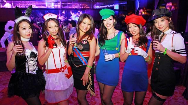 Halloween Party @ Shangri-la Hotel, Tokyo