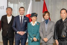 Rubik's Cube Inspiration Project Press Release by Hungarian Embassy in Japan